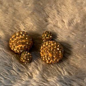 Jewelry - Round Earrings